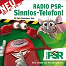 Radio PSR Sinnlos-Telefon! Best of Vol.17
