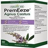 Natures Aid 400 mg PremEeze Agnus Castus 60 Capsules, 170 g