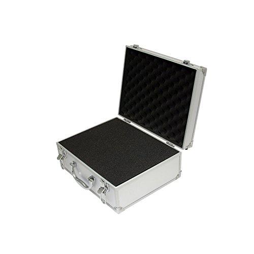 Preisvergleich Produktbild Aluminium Flight Case Werkzeugkasten, (310x 240x 130mm) Kamera DJ