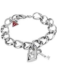 UBB81047 Guess Damen-Armband Metall versilbert 18 cm