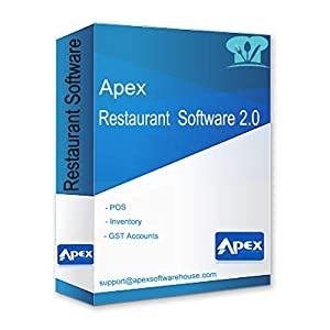 Apex GST Restaurant Management Software