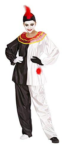 Widmann 35352 - Kostüm Set Pierrot für Erwachsene, Größe M