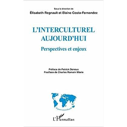 Interculturel aujourd'hui: Perspectives et enjeux (Espaces interculturels)