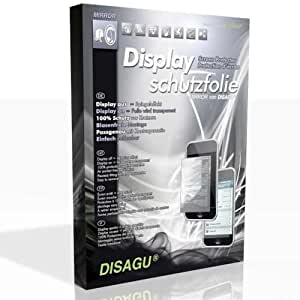 DISAGU Mirror screen protector for Philips Ariaz SA3ARA04K/02 - (Reflecting effect, Air pocket free application, Easy to remove)