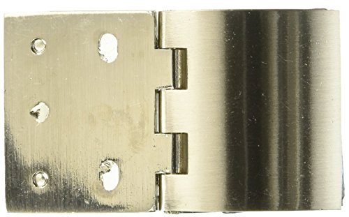 uxcell a15082000ux0215Glas Clip Clamp, mehrere installieren Schrauben rahmenlose Dusche Tür Scharnier 6mm dickem Glas Wandhalterung Clip Clamp 2