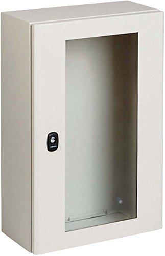 Schneider Electric armadio da parete RAL 7035NSYS3D4315T 400x 300x 150vista