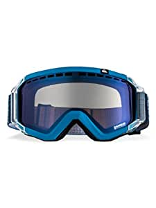 Quiksilver Men's Q1 Mirror Goggle - Blue, One Size