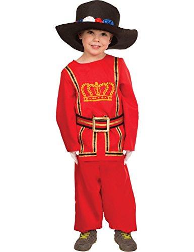 �r Kinder (Beefeater-kostümen)