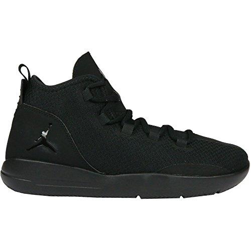 Nike Jungen Jordan Reveal Bg Basketball Turnschuhe, Black (Black (Schwarz / Schwarz-Schwarz-Infrarot-23)), 37.5 EU
