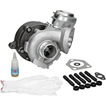 ECD Germany Turbocompresor Turbina de escape para coches