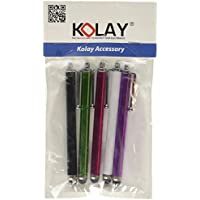 Kolay High Capacitive Aluminium Stylus Pen for Nokia Asha 503 (Pack of 5) preiswert