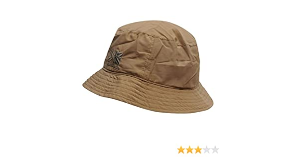 895e1a8c Karrimor Mens Bucket Hat Lightweight Breathable Headwear Outdoor Sun  Protection Stone Mens: Amazon.co.uk: Clothing