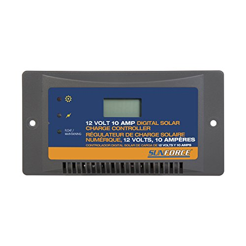 Sunforce 60031 10 Amp Digital Laderegler Xantrex Batterie