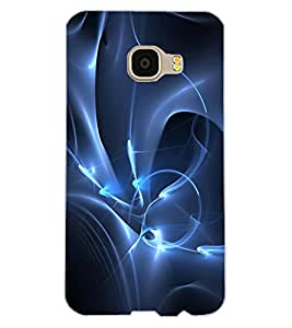 ColourCraft Digital Image Design Back Case Cover for SAMSUNG GALAXY C5