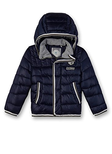 Sanetta Jungen Jacke Outdoorjacket, Blau (Evening Blue 5683), 104