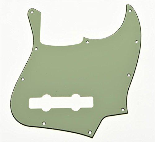 kaish USA Spec mint grün 5Strang Jazz J Bass Pickguard Scratchen Plate passend für Fender