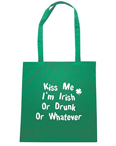 T-Shirtshock - Borsa Shopping TIR0093 irish drinks shirts pub crawl dark tshirt Verde