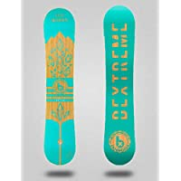 lordofbrands Snowboard Bextreme Deck - Snow Diamond 152 cm