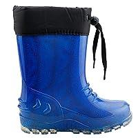 Sanbe 901P3102 Yağmur Su Geçirmez Kız/Erkek Çocuk Çizme SAKS