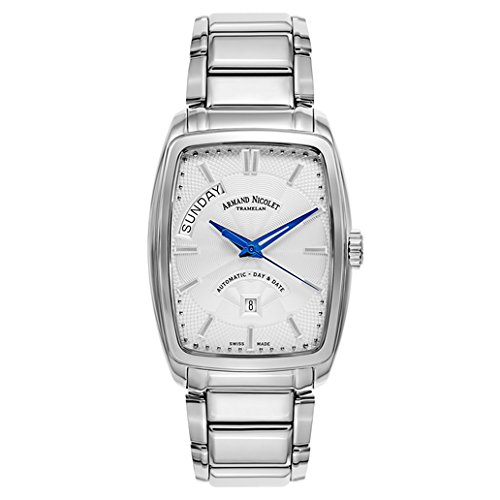 Armand Nicolet Tm7 Homme montre automatique 9636 A-ag-m9636