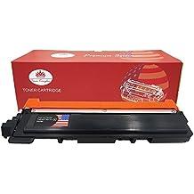Toner Kingdom 1 Paquete Compatible Brother TN230 Negro cartuchos de tóner para Brother DCP-9010CN, HL-3040CN, HL-3045CN, HL-3070 CN, HL-3070CW, HL-3075CW, MFC-9120CN, MFC-9125CN, MFC- 9320CW, MFC-9325CW