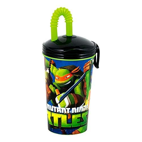 inkhalm Schildkröte Ninja Glas Kunststoff ()