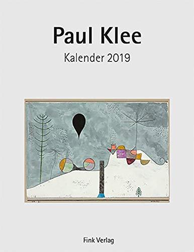 Paul Klee 2019: Kunst-Einsteckkalender