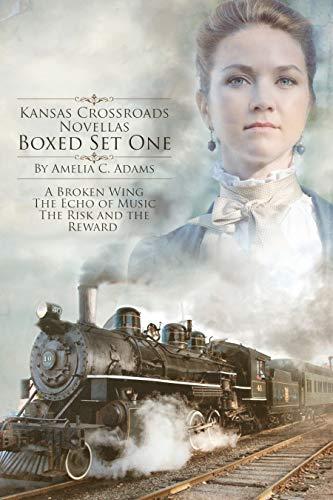 Kansas Crossroads Novellas Boxed Set One (English Edition)