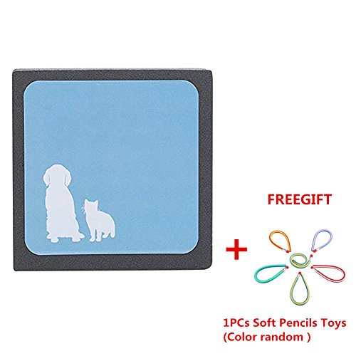 FORUMALL Pet Brush, High Quality Fabric | Easy To Carry | Intimate Protection Pet Dog's And Cat's Hair Cleaning Brush