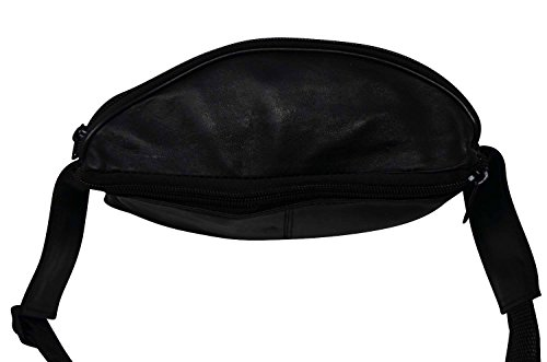 KARL LOVEN - Riñonera negro negro talla única