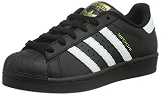 adidas Originals Superstar BB2872, Sneakers Unisex - Bambini, Nero (Black), 38 2/3 EU (B00OZJJKN0)   Amazon price tracker / tracking, Amazon price history charts, Amazon price watches, Amazon price drop alerts