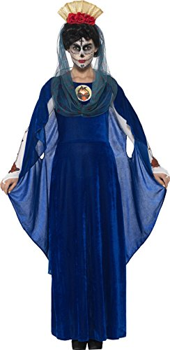 Smiffys 44934X1 - Damen Tag der Toten Heilige -