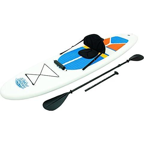 Bestway White Cap - kayaks deportivos (Inflatable kayak, Color blanco)
