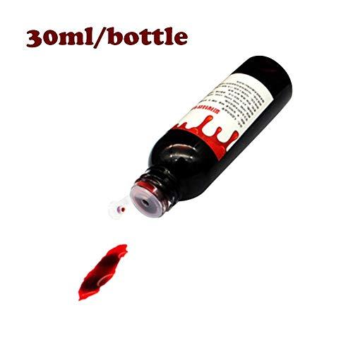 TARTIERY Falsches Blut Professionelle Halloween Blut Gel