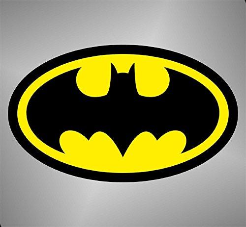 Aufkleber - Sticker Batman comics cartoon Zeichentrickfilm sticker