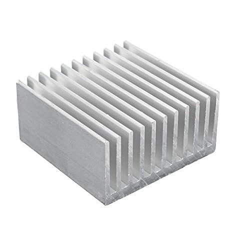 Bluelover Dissipateur Thermique À Dissipateur De Chaleur 40X40X20Mm Pour Cpu