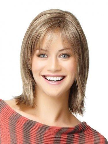 Eva Gabor Premium Lace Front Wig (GL6-30 Mahogany) by Eva Gabor - Gabor Perücken Perücke