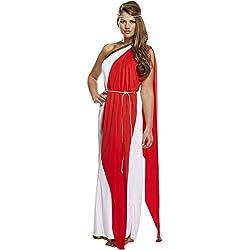Dressed - Disfraz de romana para mujer