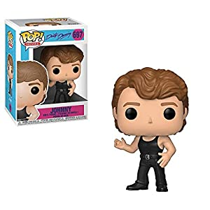 Funko 36397 Pop! Vinilo: Dirty Dancing: Johnny Multi