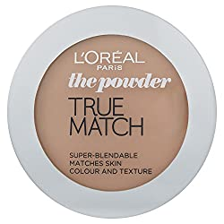 LOreal Paris True Match Press Powder, Miel Honey 6.D/6.W 9g