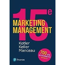 Marketing Management 15e édition + Quiz