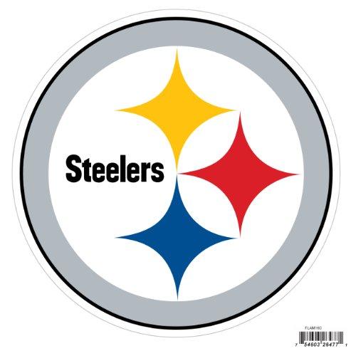 Siskiyou NFL Pittsburgh Steelers Automotive Magnet, 20,3 cm