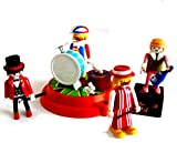 playmobil ® - Zirkus Orchester aus 4231 - elektronisch m. Batterie - Clown Direktor usw.