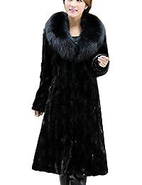 Manteaux femme long fourrure