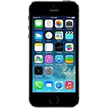 Apple iPhone 5 64GB 64GB 4G Negro - Smartphone (SIM única, iOS, NanoSIM, GSM, Barra, Apple)