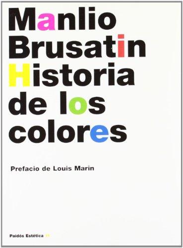Historia de los colores (Estética)