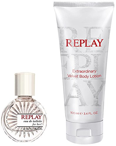 Replay Giftbox for Her, 1er Pack (1 x 120 ml)