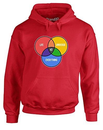 the-meaning-of-life-hoodie-imprime-rouge-2xl-127-132cm