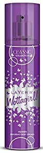 Layer'r Wottagirl Classic Collection Heaven Fragrant Body Splash, 135ml