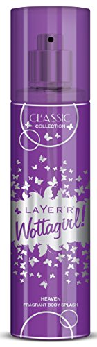 Layer\'r Wottagirl Classic Collection Heaven Fragrant Body Splash, 135ml
